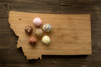 Sweet Traditions - scones, cake pops and cake truffles made to order